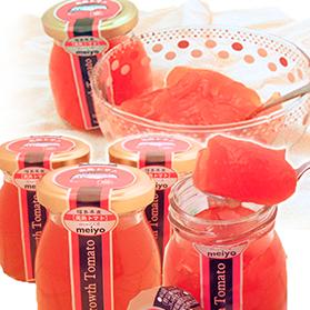福島県産 素材100%完熟トマトゼリー