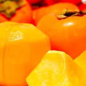会津みしらず柿 2.5kgセット(9〜11個入)