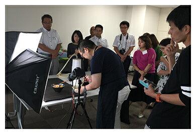 福島の出店者を集めて商品撮影セミナーを開催しました!