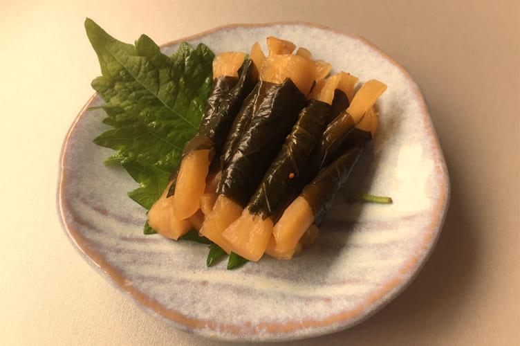 漬物 漬物 山川榮治商店