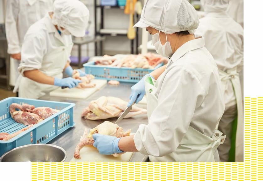川俣町農業振興公社内にある調理場