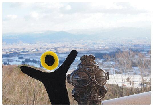 ヤハヤハスポット6城内山展望台