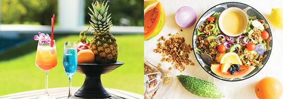 【美×長寿】 長寿の秘訣、野菜や果物
