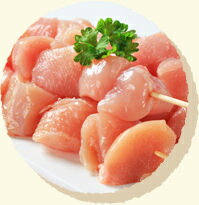 大和肉鶏の写真