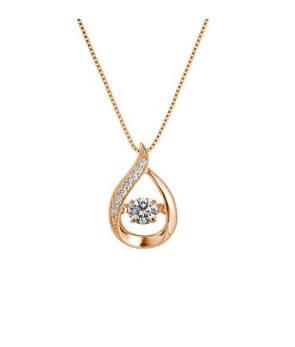 K18ピンクゴールドダイヤ