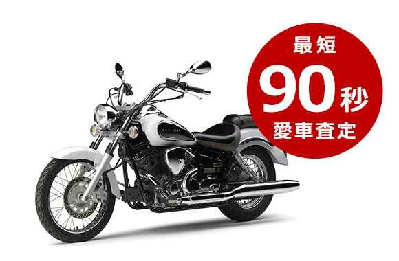 Point.1 一括査定でかんたん60秒愛車査定!