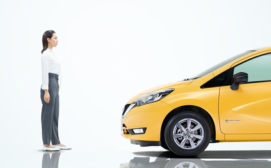 楽天Car誕生記念 日産自動車協賛