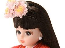 人形屋ホンポオリジナル リカちゃん雛人形