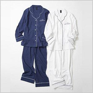 パパとお揃いもできるユニセックスデザインのパジャマ