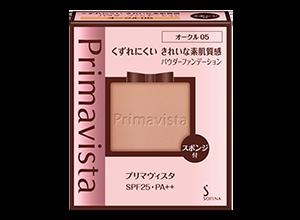 プリマヴィスタ くずれにくい きれいな素肌質感 パウダーファンデーション オークル05