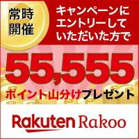 55,555ポイント山分け!