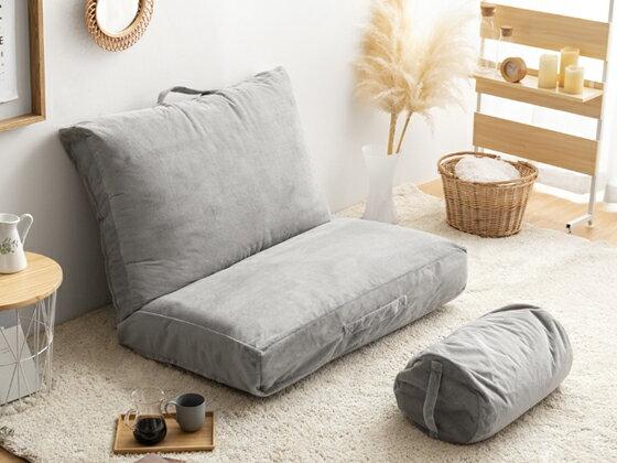 あっという間に!布団・毛布をソファに♪布団収納袋3点セット