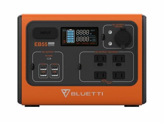 小粋なデザイン・クールな機能・BLUETTI次世代ポータブル電源