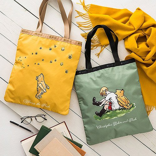"""LeSportsac """"Disney Classic Pooh Collection"""""""