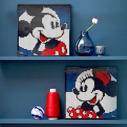 レゴ (LEGO) アート