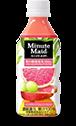 ミニッツメイド 朝の健康果実 ピンクグレープフルーツ・ブレンド 350ml