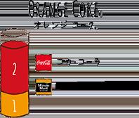ORANGE COKE - オレンジ コーク コカ・コーラ / MM オレンジブレンド