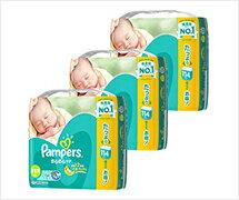 新生児用サイズ114枚入り×3パックセット