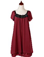 体型カバードレス