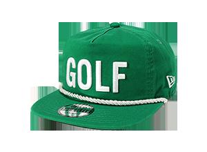 NEW ERA GOLF CAP|ゴルフ キャップ