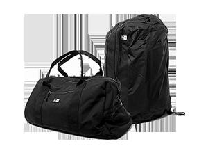 REVERSIBLE DUFFLE BAG 37L ダッフルバッグ