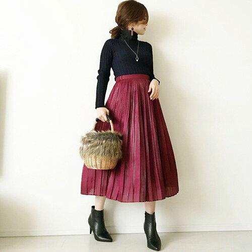 ma_anmiさん着用のスカート