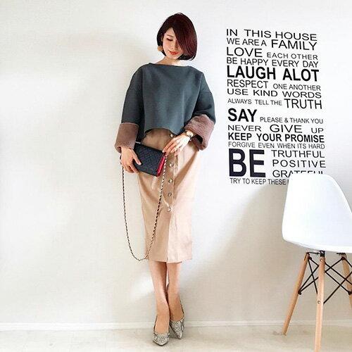 elly111さん着用のスカート