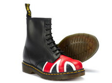 8417Z UNION JACK 8EYE BOOT