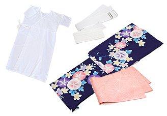 女性向け浴衣の着方:着付け・帯