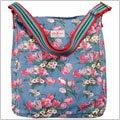 キャスキッドソン | Washed messenger bag