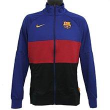 FCバルセロナ I96ジャケット ブルー×レッド
