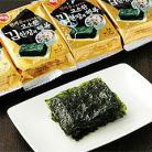 韓国海苔8切10枚入×4袋(ヘマッ)