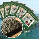 ソムンナン三父子味付け海苔「全形」6枚入りx5袋