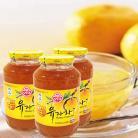 【三和】蜂蜜ゆず茶500gx3個