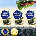 多島海在来海苔 お弁当用1BOX(3枚×24個)