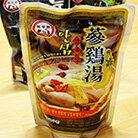 【牧牛村】安心参鶏湯 1kg