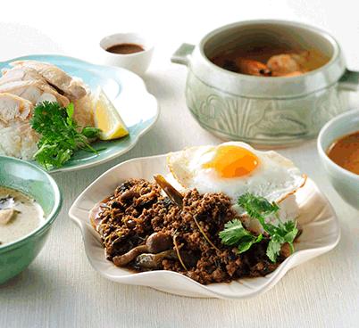 本格タイ料理 5種セット