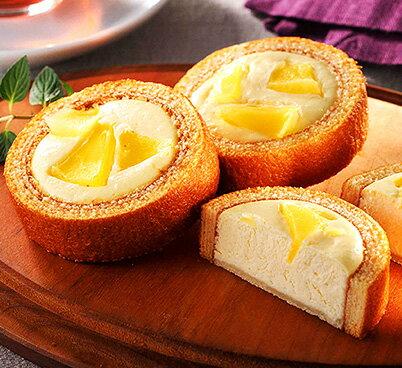 チーズinタルトバウム 信州りんご