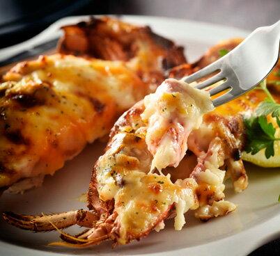 オマール海老とチーズのグラタン