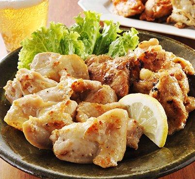 華味鳥 鶏トロジューシー焼きセット