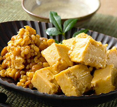 お豆腐の味噌漬け(もろみ漬け)