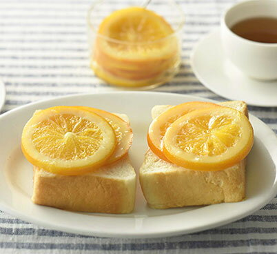 オレンジスライスジャム