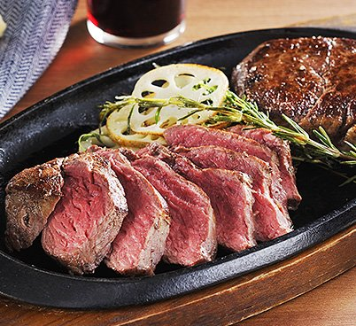 ステーキ肉 フィレミニヨン