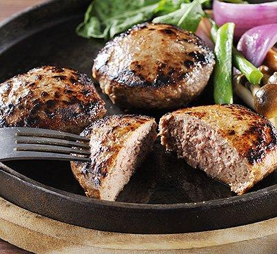 ヘルシー馬肉ハンバーグ 5個