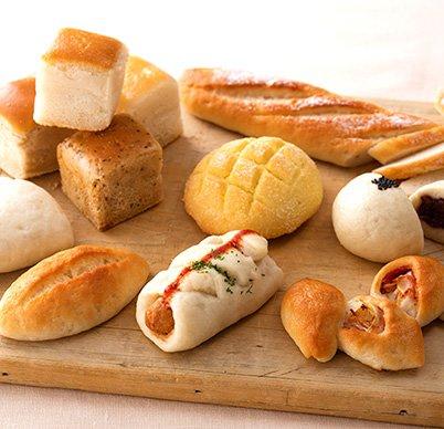 グルテンフリー米粉パンお試しセット