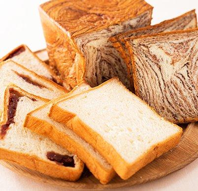 コモプレミアム食パンギフト(3種類3個入)ロングライフパン
