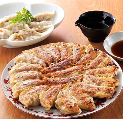 古都の元祖焼餃子
