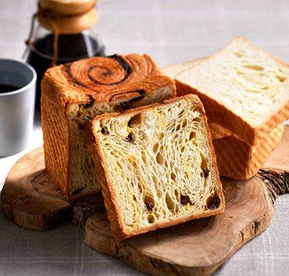 おとなの週末限定 クロワッサン食パン
