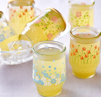 瀬戸内レモン果汁入り冷やしあめ