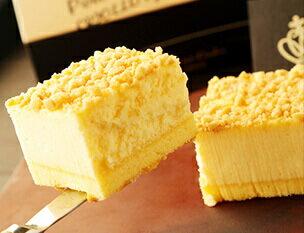 濃厚なめらかニューヨークチーズケーキ